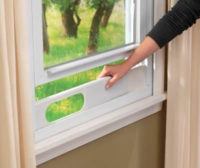 Kit fenêtre pour climatiseur