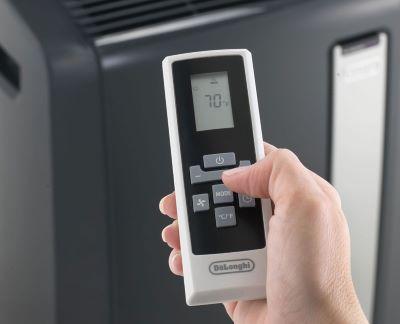 Télécommande de climatiseur portable